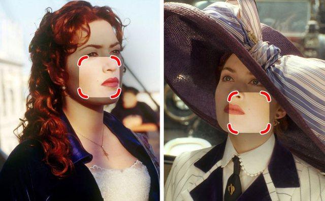 Edhe në filmat si Titaniku ka gabime
