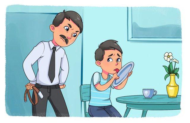 Përse nuk duhet ta detyrosh më kurrë fëmijën të