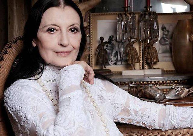 La Scala ballerina Carla Fracci has passed away