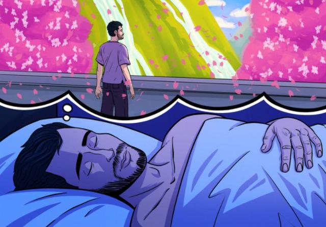 Pse ëndrrat e këqija që shikojmë natën, realisht na