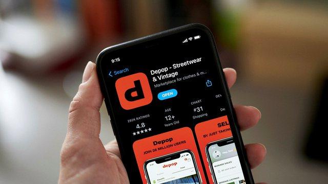 Etsy blen aplikacionin britanik Depop për 1.6 miliardë dollarë