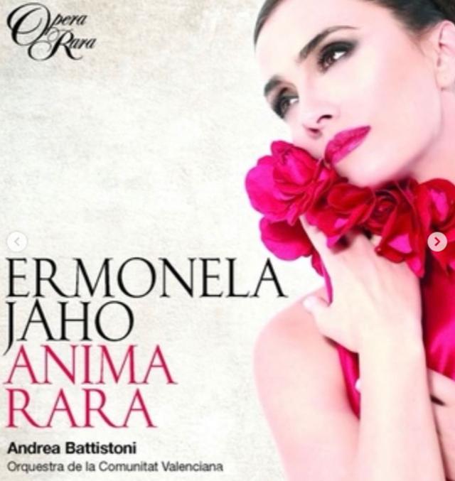 Ermonela Jaho nominohet si Artistja e Vitit në Gjermani