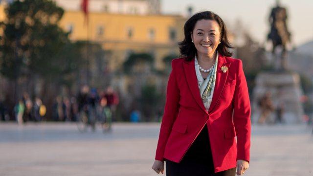 Yuri Kim gives the good news for Albania: America classifies it among the