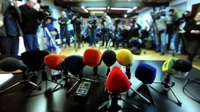 International organizations stand by Albanian journalists