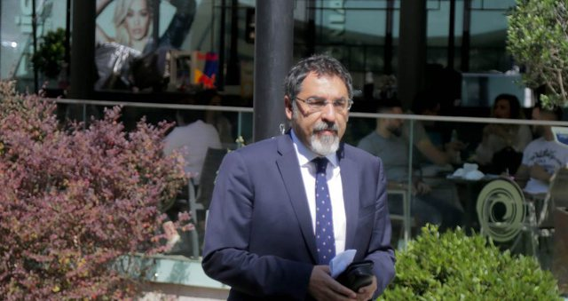 HJC- Minister Çuçi after the complaint for the judge of