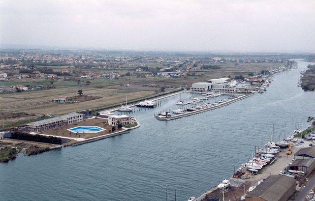 The competition for the project of the new commercial port in Porto Romano
