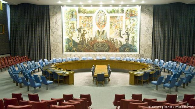 Albania is voting for the first time for a member of the UN Security Council