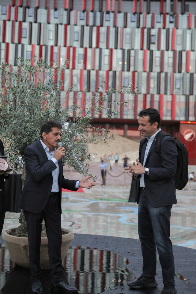 Sabri Fejzullahu at the opening of the tourist season in Tirana and a comment