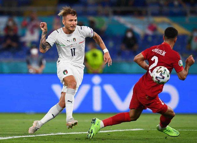 Italia likujdon Turqinë në ndeshjen hapëse të EURO 2020