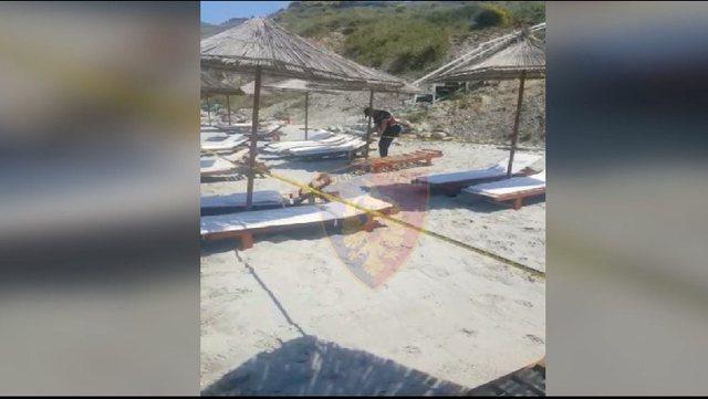 Ndërtime pa lejë në bregdet! Dy të arrestuar në