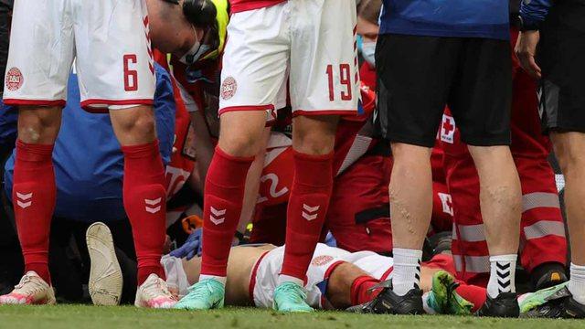 Lajmi i fundit/ Pamje tronditëse të futbollistit të