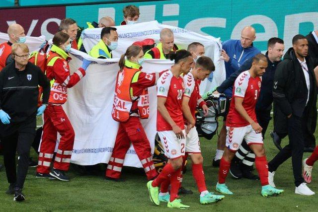 Ndeshja Danimarkë-Finlandë rifillon sot. UEFA jep detajet