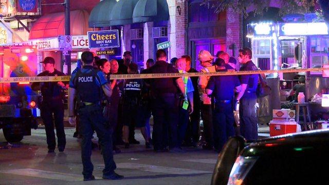 13 të plagosur me armë në Teksas