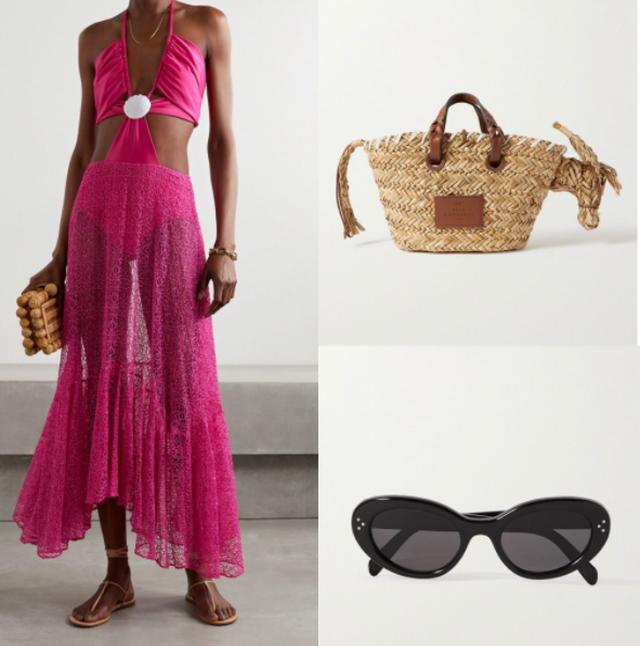 Disa sugjerime për veshjen e plazhit, që të mos veshësh