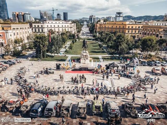 Rally Albania mbyll sfidën në Tiranë dhe shpall fituesit
