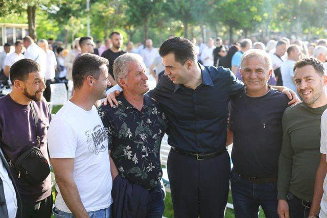 Lulzim Basha për fitoren e tij: Shprehje e qartë në rrugën