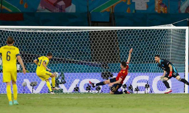 Barazim pa gola mes Spanjës dhe Suedisë