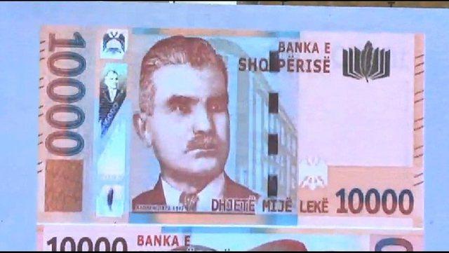 Guvernatori Sejko: Kartëmonedha 10 mijë lekëshe me elementë