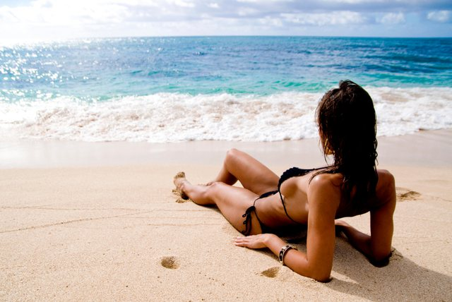 From the sweet potato to eat to the sunrise: The way to tan quickly without