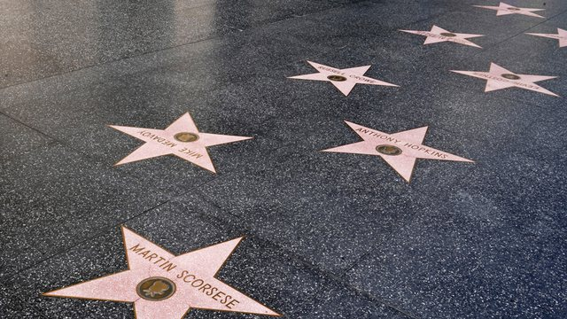 The 38 names that will have their star on the Walk of Fame are published