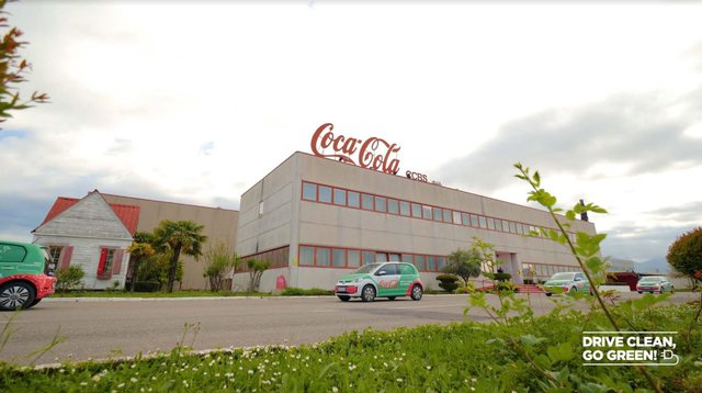 Coca-Cola Bottling Albania: Our Mission? We invest for less CO2