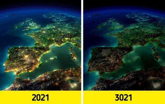 Çfarë do të ndodhte nëse njerëzimi do të binte