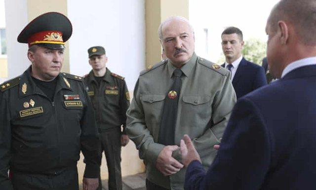 BE shton sanksionet ndaj Bjellorusisë për të nxitur lirimin e