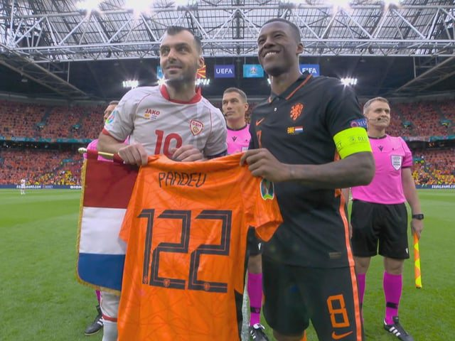 Holanda triumfon mbi Maqedoninë e Veriut! Austria siguron vendin e