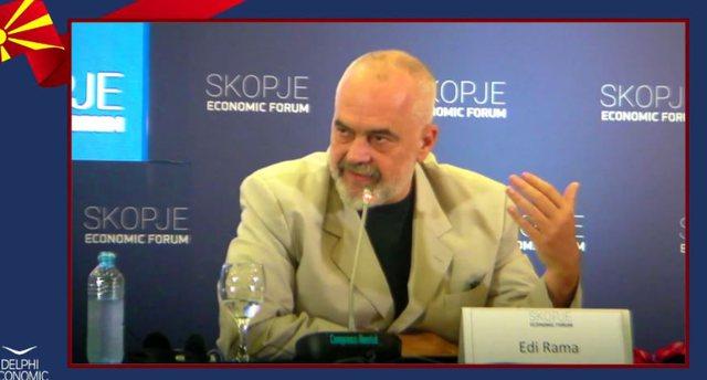 Rama direkt në Shkup pas shtyrjes së datës nga Brukseli: Jam