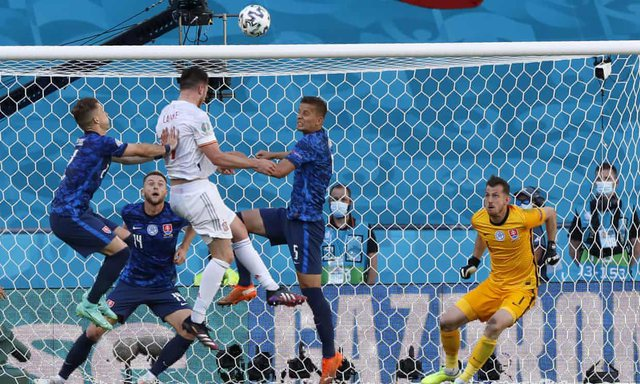 "Spanja ""manita"" kundër Sllovakisë! Suedia rrëmben"