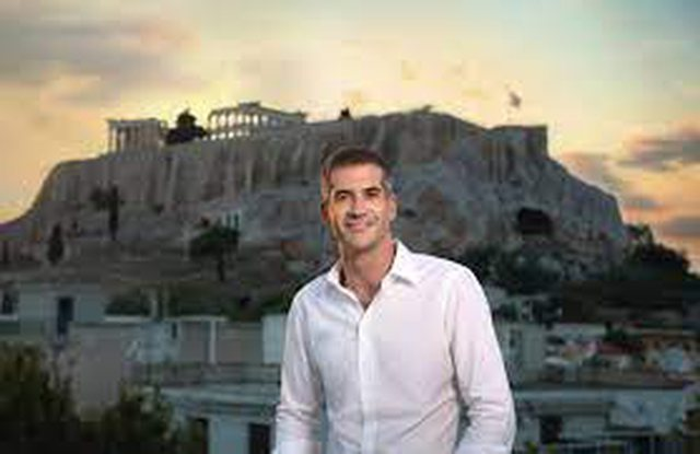 The answer of the mayor of Athens when asked about the Albanians living there: