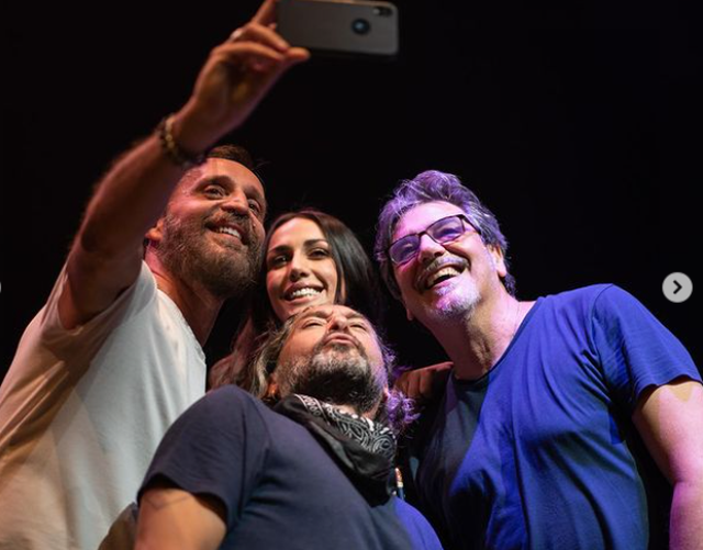 Among the best Italians in 'musical' is an Albanian