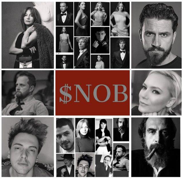 The Snob series that will keep us stuck