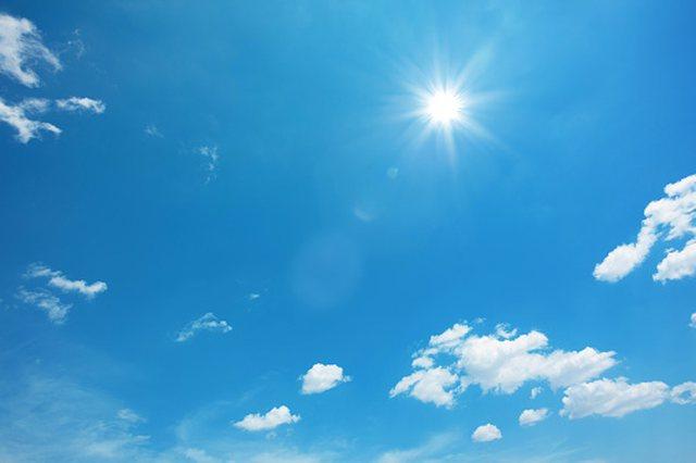 Freskët paraditja, por rriten temperaturat në mesditë, tabela me