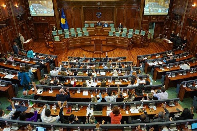 Kuvendi i Kosovës miraton rezolutën për gjenocidin në