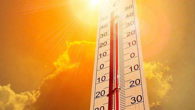Termometri shënon 41 gradë sot, tabela si do jetë moti dhe qyteti