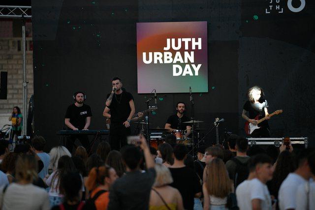 Juth Urban Day…13 orët e një feste ndryshe