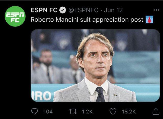 Sekretet e look-ut të Mancinit dhe pasioni për sfilatat e modës
