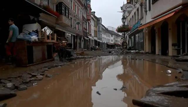 80 viktima dhe qindra të zhdukur nga përmbytjet në Gjermani