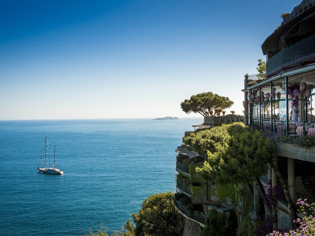 20 hotelet më të mirë në Itali