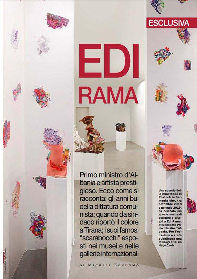 'Babai shqetësohej për idetë e mia', Edi Rama
