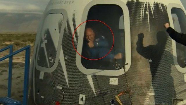 Pas Branson, edhe miliarderi Jeff Bezos fluturon në hapësirë: Por
