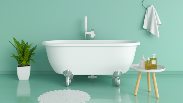 Why are the tubs too small to stretch the legs?