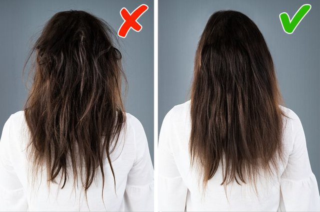 What happens to your hair when if you no longer drink coffee?