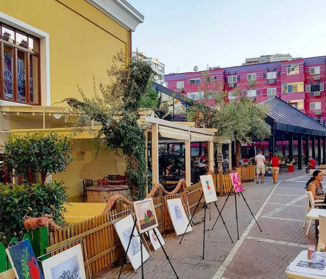 Photo / Tirana in the eyes of tourists