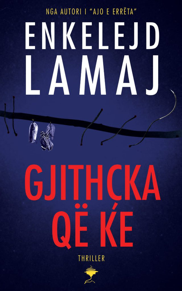 Writer Enkelejd Lamaj returns with an extremely shocking thriller