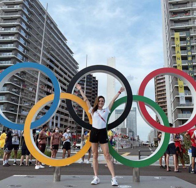 Foto/ Luiza Gega, atletja që po bën bën historinë në