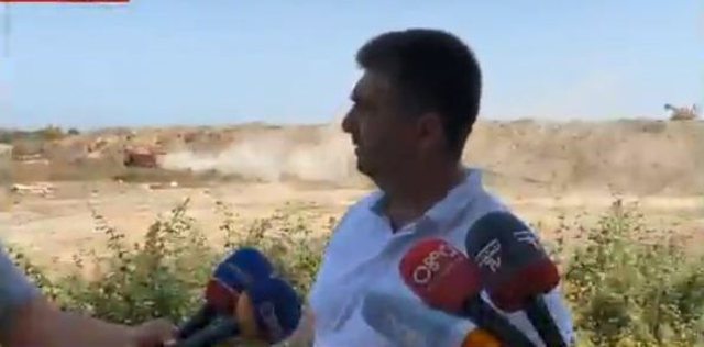 Fier Mayor: From tomorrow in the incinerator, the burned waste will remain a