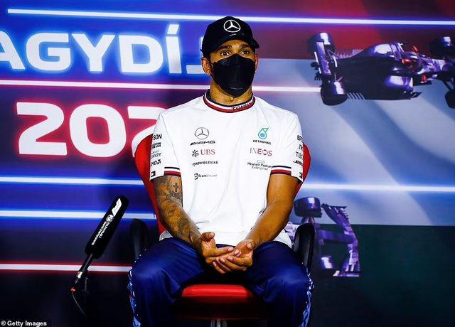 Lewis Hamilton po vuan nga Long Covid: Lodhje ekstreme, stërvitjet e mia