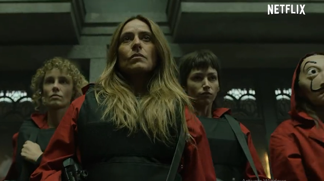 Video / In the new trailer of 'La Casa de Papel' everything goes wrong